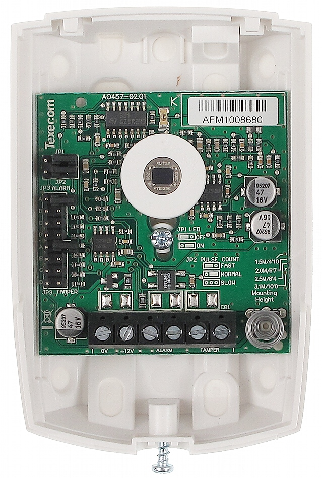 Terrific Pir Detector Acd 0001 Texecom Other Wired Pir Detectors Delta Wiring Database Gramgelartorg