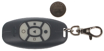 BIDIRECTIONAL REMOTE CONTROL KEYFOB APT 100 SATEL