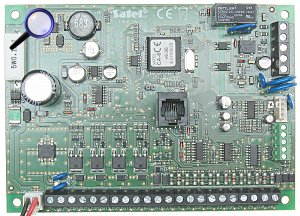 ALARM CONTROL PANEL CA 6 P SATEL
