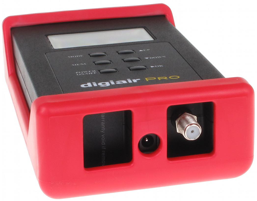 Dvb T Signal Meter Digiair Pro Tv Level Meters Delta Circuit Diagram