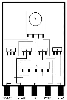 tv amplifier wiring diagram with Diplexer Wiring Diagram on 2011 10 01 archive in addition Hdtv Wiring Diagram also Diy Stereo  lifier moreover Tda2050 Power  lifier Circuit moreover Pre   Wiring Diagrams.