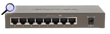 Switch PoE TL SF1008P TP LINK 8 PORDILINE