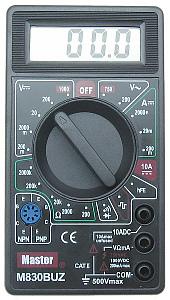 MULTIMETRU DIGITAL M 830BUZ