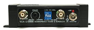 VIDEO AMPLIFIER VCA 1 2000