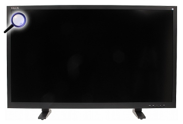 MONITOR VGA 2XVIDEO IN 2XVIDEO OUT S VIDEO HDMI AUDIO PILOT VMT 425M 42 VILUX