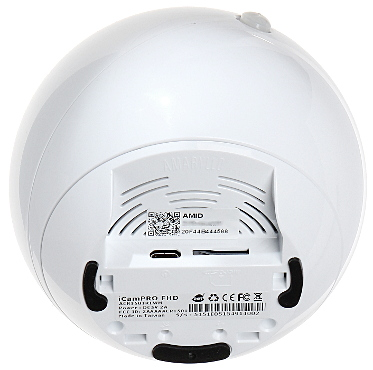 IP PTZ CAMERA INDOOR AM ICAMPRO FHD Wi Fi 1080p AMARYLLO