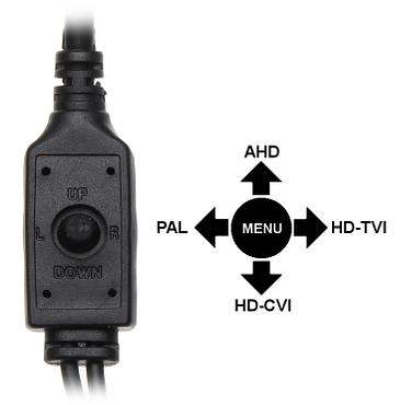 CAMER ASCUNS AHD HD CVI HD TVI PAL APTI H24YF 36 1080p 3 6 mm
