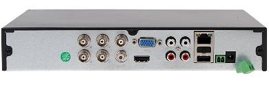 AHD HD CVI HD TVI CVBS TCP IP DVR APTI NX0402 S4 4 KAN LY