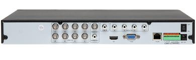 AHD HD CVI HD TVI PAL TCP IP DVR APTI NX0802 S3 8 KAN LOV