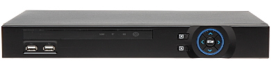 AHD HD CVI HD TVI CVBS TCP IP DVR APTI NX1602 S3 16 CHANNELS