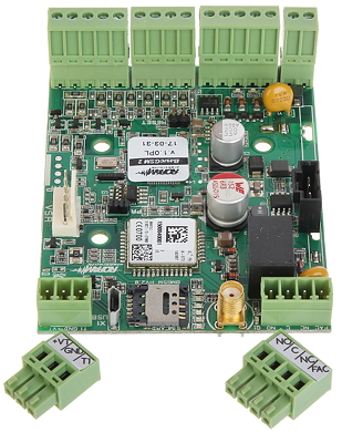 GSM COMMUNICATION MODULE BASIC GSM 2 ROPAM