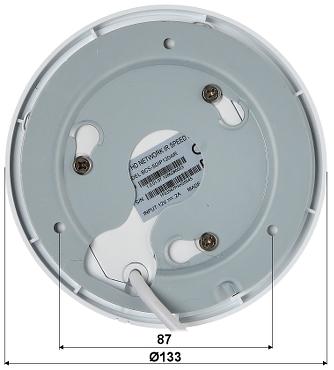 CAMER IP PTZ DE INTERIOR BCS SDIP1204IR II 1080p 2 7 11 mm