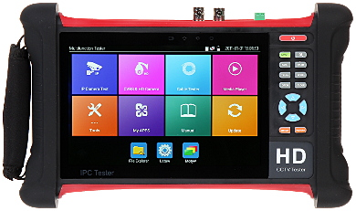 MULTI FUNCTIONAL CCTV TESTER CS H8 70H