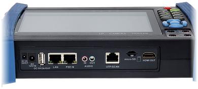 MULTI FUNK N CCTV TESTER CS HBF 72MQ