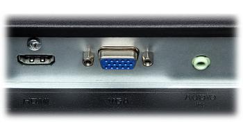 MONITOR VGA HDMI AUDIO DHL22 F600 20 7 1080p LED DAHUA