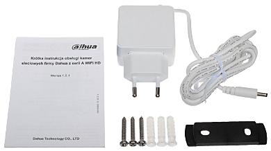 CAMER IP PTZ DE INTERIOR IPC A15 Wi Fi 1 3 Mpx 3 6 mm DAHUA