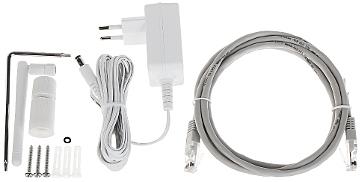 VANDALOODPORNA KAMERA IP DH IPC HDBW1435EP W 0280B Wi Fi 4 0 Mpx 2 8 mm DAHUA