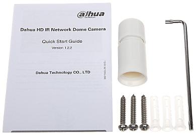 IP kamera DH IDC HDW5431RP Z4 0 Mpx 2 7 12 mm MOTOZOOM DAHUA