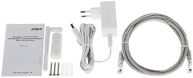 KAMERA IP DH IPC HFW1235SP W 0 280B Wi Fi 2 1 Mpx 1080p 2 8 mm DAHUA