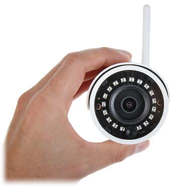 IP CAMERA IPC HFW1435S W 0360B Wi Fi 4 0 Mpx 3 6 mm DAHUA