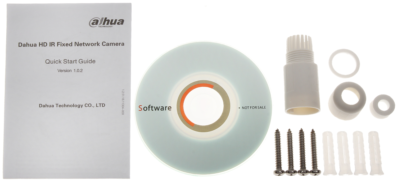 IP CAMERA DH-IPC-HFW4421EP -0360B 4 0 Mpx 3 6 mm DAHUA - IP