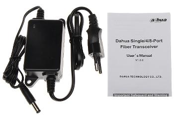 SWITCH INDUSTRIAL PFS3106 4T CU 4 PORTURI SFP DAHUA