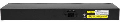 Switch PoE PFS4026 24P 370 CU 24 PORTURI DAHUA