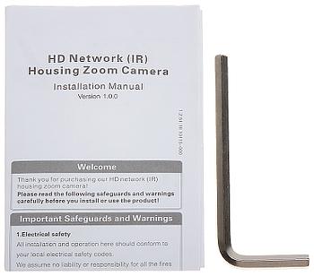 CAMER IP SDZW2030S N 1080p 4 5 135 mm MOTOZOOM DAHUA