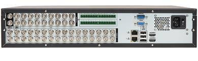 DVR HD CVI PAL TCP IP HCVR5832S S2 32 CANALE eSATA DAHUA