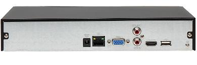REGISTRATOR IP DHI NVR2108HS S2 8 KANALOV DAHUA