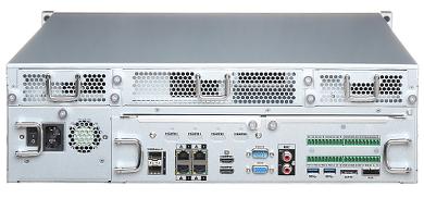 DVR IP NVR616 64 4KS2 64 CANALE eSATA DAHUA