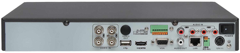 Dvr Ds 7204hghi Sh A Standard Hd Tvi Tcp Ip Pal 4 4 Channel Delta