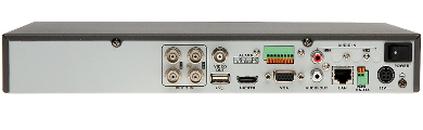 NREGISTRATOR AHD HD TVI PAL TCP IP DS 7204HQHI F1 N A 4 CANALE HIKVISION