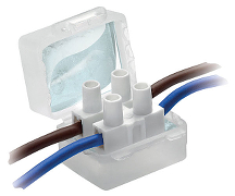 JUNCTION BOX GELBOX HAPPY JOINT 3 IP68 RayTech