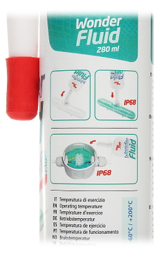 IZOLATIVNI GEL WONDER FLUID 280 RayTech