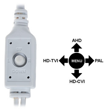 KAMERA AHD HD CVI HD TVI PAL GRAFIX 15C6W 21 720p 2 8 12 mm