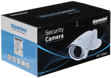 IP CAMERA GT CI31C5 28VF 3 0 Mpx 2 8 12 mm GEMINI TECHNOLOGY