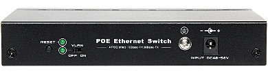 Switch PoE GTS A1 06 42 6 PORDILINE