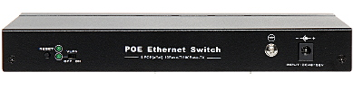 Switch PoE GTS B1 10 82G 10 PORTU