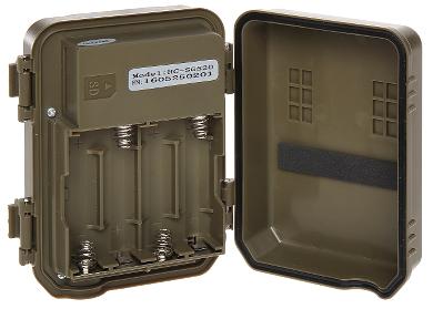 CAMER DE V N TOARE HC SG520
