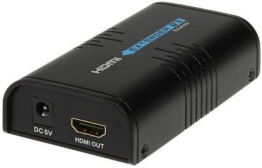 RECEIVER HDMI HDMI EX 120 RX V3