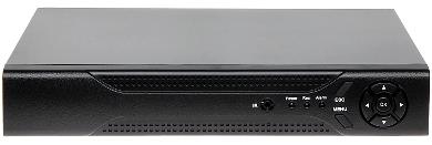 AHD PAL TCP IP DVR HYBRO 408 4 KAN LY