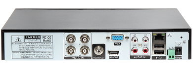 AHD PAL TCP IP DVR HYBRO 416E 4 KAN LY