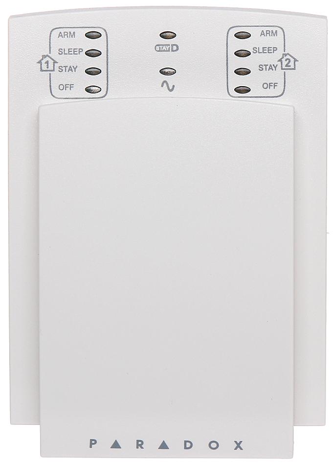 paradox k10v alarm keypad manual