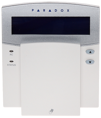 TASTATUR CU RFID K 641 R PARADOX