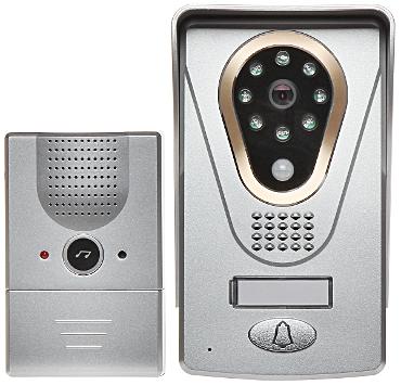 BEZDR TOV DOM CI VIDEOTELEF N KDB400 Wi Fi IP