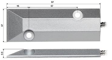 CONTACT MAGNETIC PENTRU POART KN D3