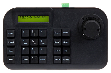 RS 485 KEYBOARD CONTROLLER KT 706