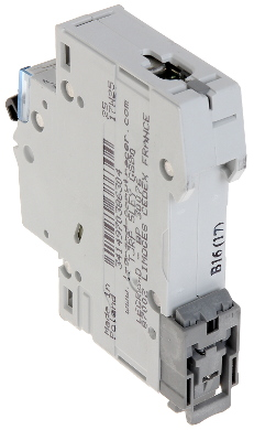 CIRCUIT BREAKER LE 403357 ONE PHASE 16 A B TYPE LEGRAND