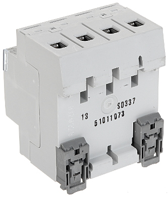 RESIDUAL CURRENT CIRCUIT BREAKER LE 411708 THREE PHASE AC TYPE 30 mA 40 A LEGRAND